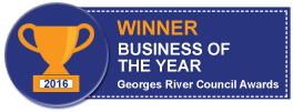 georges river council awards 2016