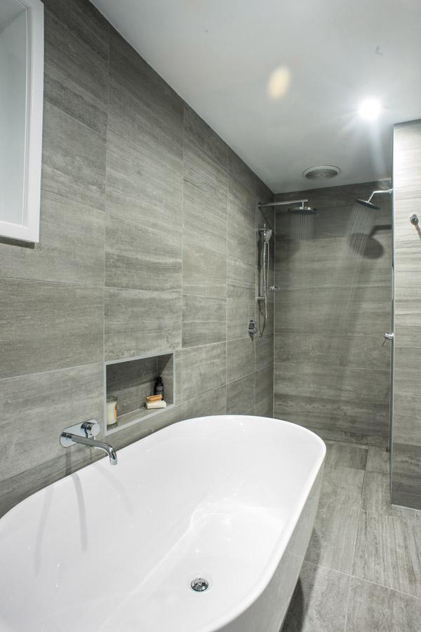 bathroom renovations caringbah