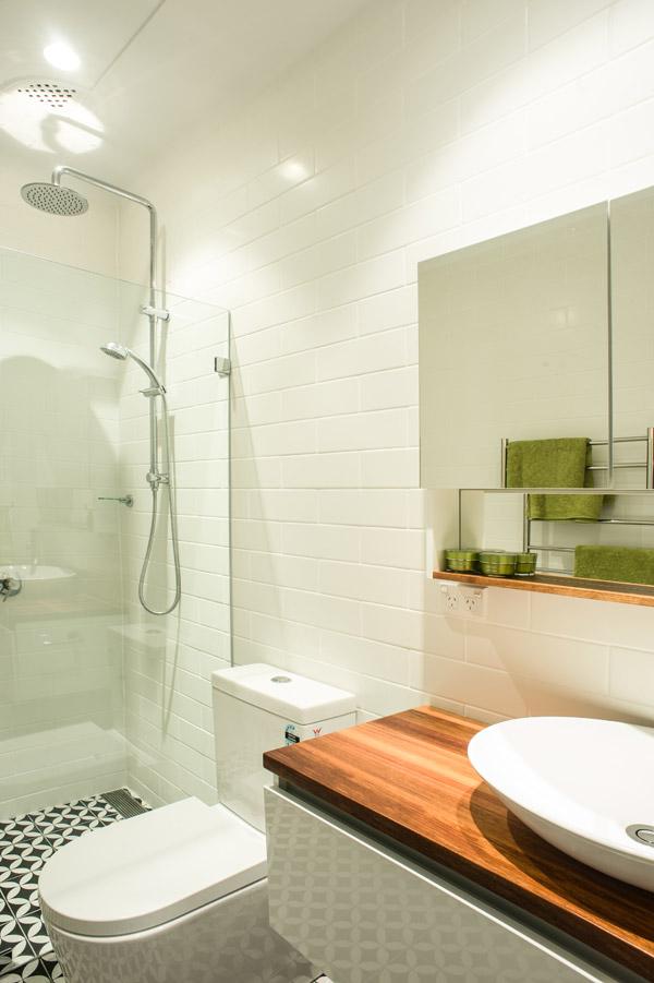 sutherland bathroom renovation