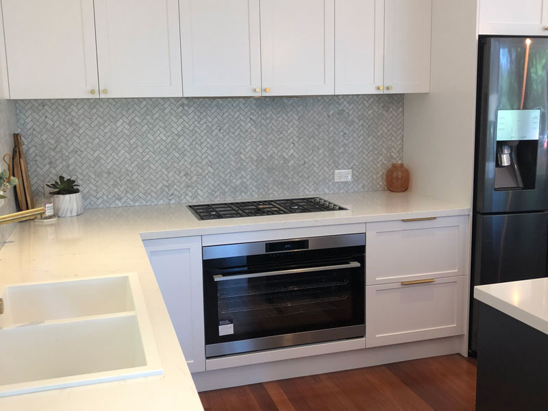 hampton style kitchens sydney