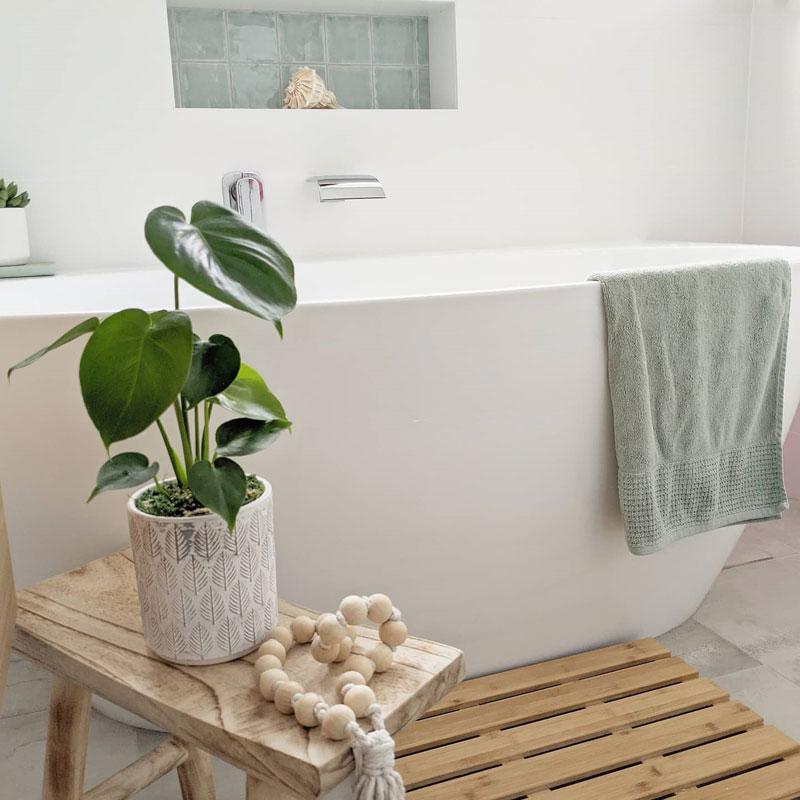 modern bathroom renovation st george