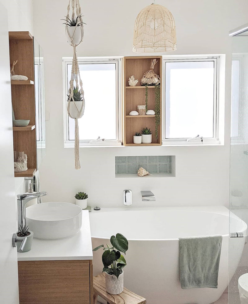 modern bathroom renovations st george